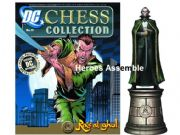 DC Chess Figurine Collection #11 Ra's al Ghul Black Bishop Eaglemoss